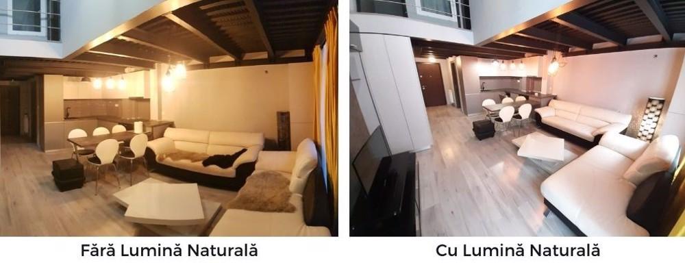 poza casa lumina naturala, poza casa fara lumina naturala