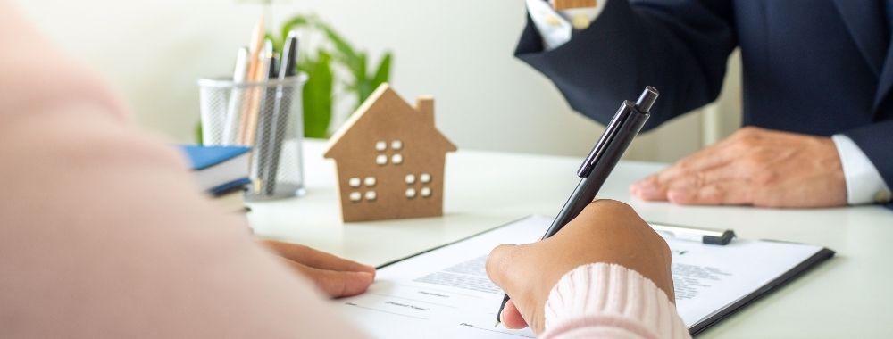 vanzarea unui imobil prin credit bancar sau credit noua casa
